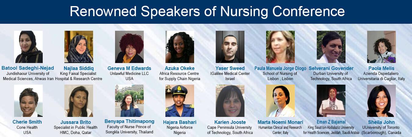 Nursing and Healthcare Conferences   Nursing Events